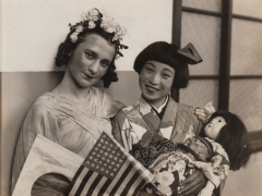 beatephoto13 beate at american japanese festival in 1938