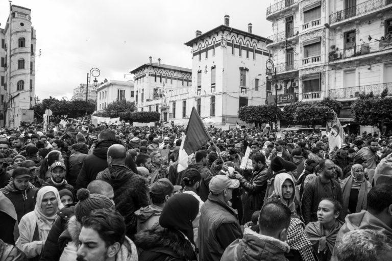 99 manifestations Algerie 2019 Shutterstock
