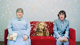 Janet Jesus and Des