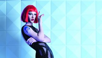 2. violet chachki cover a