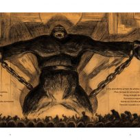 Pages de INT planches KING KONG p18