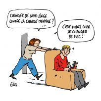 charge mentale LG