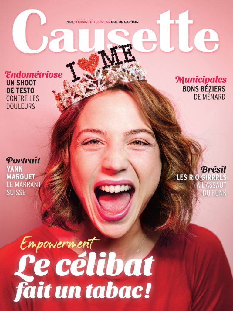 109 couverture Causette © Marie Rouge