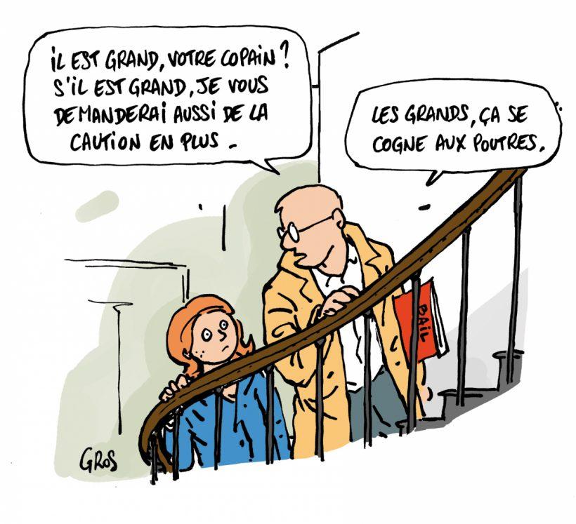 99 quiches la charge locative des femmes © Pascal Gros pour Causette