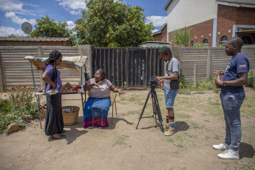 Causette Magazine Cynthia R Matonhodze Zimbabwe 02