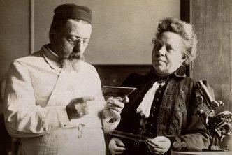 Jules and Augusta Dejerine