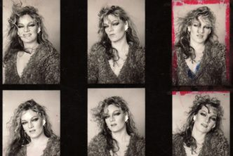 Photos Cookie Mueller vers 82 c Courtesy Max Mueller 2