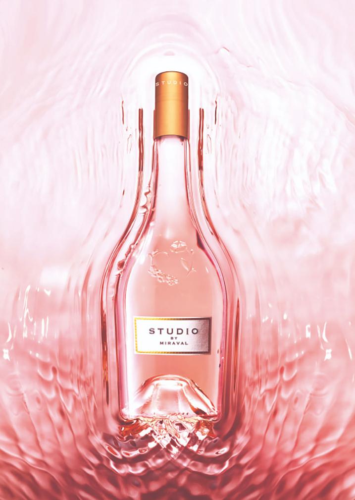 rosé angelina jolie