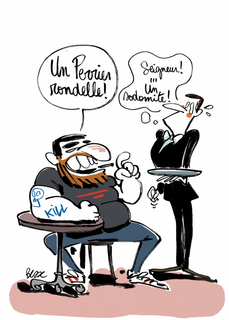 HS10 alcools sexistes ©Camille Besse