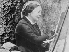 english portrait of marianne north 1830 1890 . circa 1880. Unknown 398 Marianne North