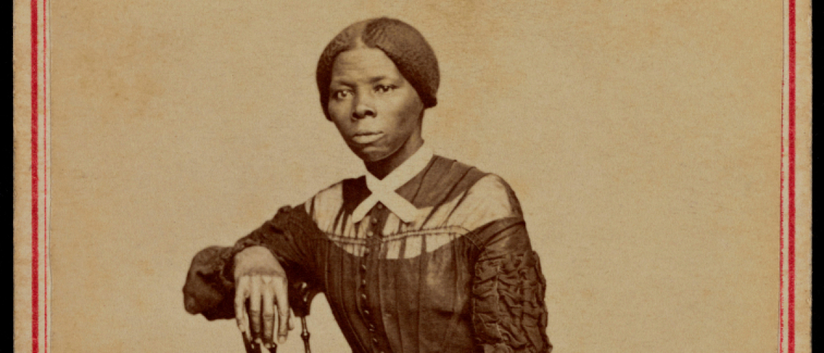 portrait of harriet tubman 1820 1913 american abolitionist by benjamin f. Powelson Auburn New York USA 1868
