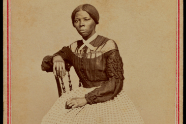 portrait-of-harriet-tubman-1820–1913-american-abolitionist-by-benjamin‑f. Powelson, Auburn, New York, USA, 1868
