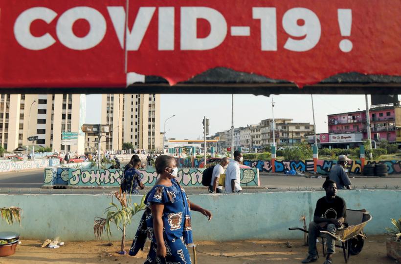 112 le Covid19 vu dailleurs 4 ∏ Reuters