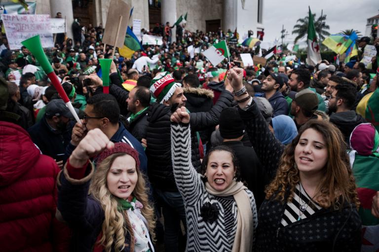 99 a quoi revent les algériennes 1 © Romain Laurendeau pour Causette