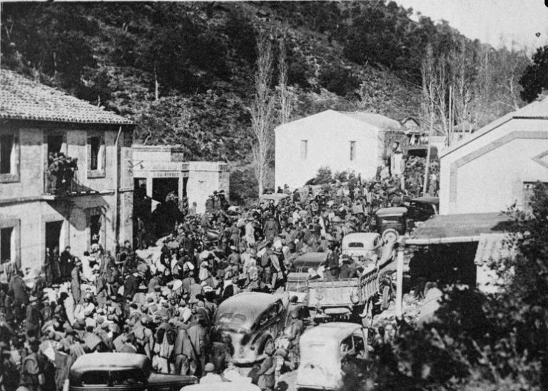 99 camp argeles sur mer 1939 © Capture ecran www.memorial argeles.eu
