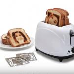 HS10 The Selfie Toaster © capture ecran amazon