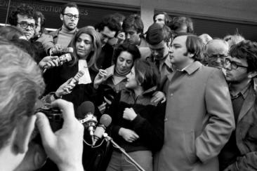"""France, Bobigny: """"L'affaire Bobigny"""" 1972"""