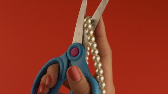 blue shears