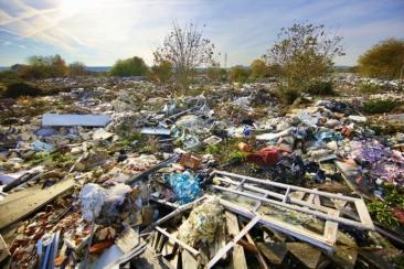 La mer des déchets – Yvelines