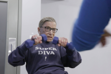rbg working out 2 467990d5 56df 492e 9cce c0637b6ec8a5