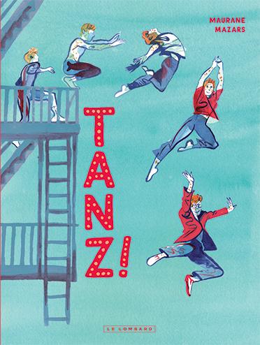 115 bd 1 Tanz © Ed Le Lombard