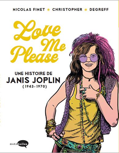 115 bd Love me please une histoire d amour de Janis Joplin © Ed Marabulles 1