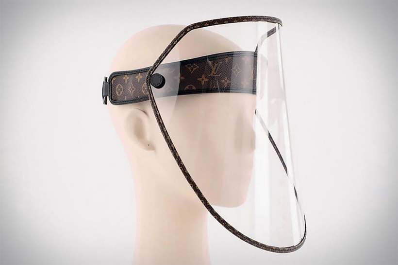 115 quiches burberry masque covid 19 capture ecran