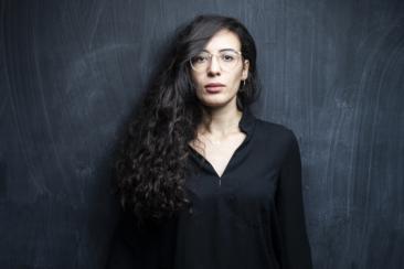 Latifa Oulkhouir © Géraldine Aresteanu