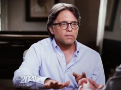 Keith Raniere-​capture ecran Youtube