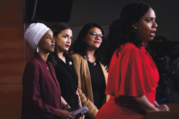 Representatives Omar, Pressley, Ocasio-​Cortez, and Tlaib in Response to Presidentís Comments
