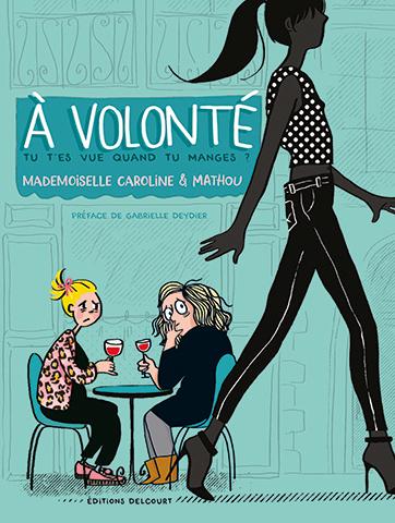 116 bd couv A VOLONTE © Editions Delcourt