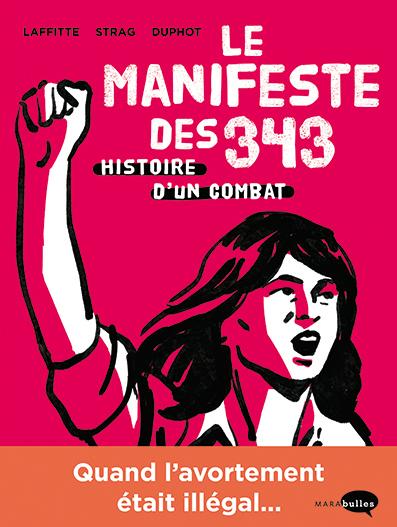 116 couv Manifeste343 © Editions Marabulles