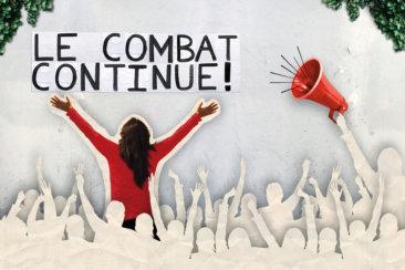 116 violences faites aux femmes militantes 1 jocelyn collages pour causette