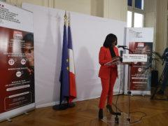 Elisabeth Moreno, ministre déléguée en charge de l'Egalité