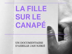 La Fille sur le Canapé – Cover