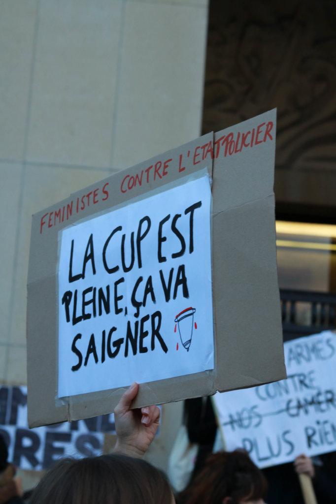 pancarte cup