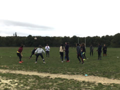 Potenti'elles – session rugby 2