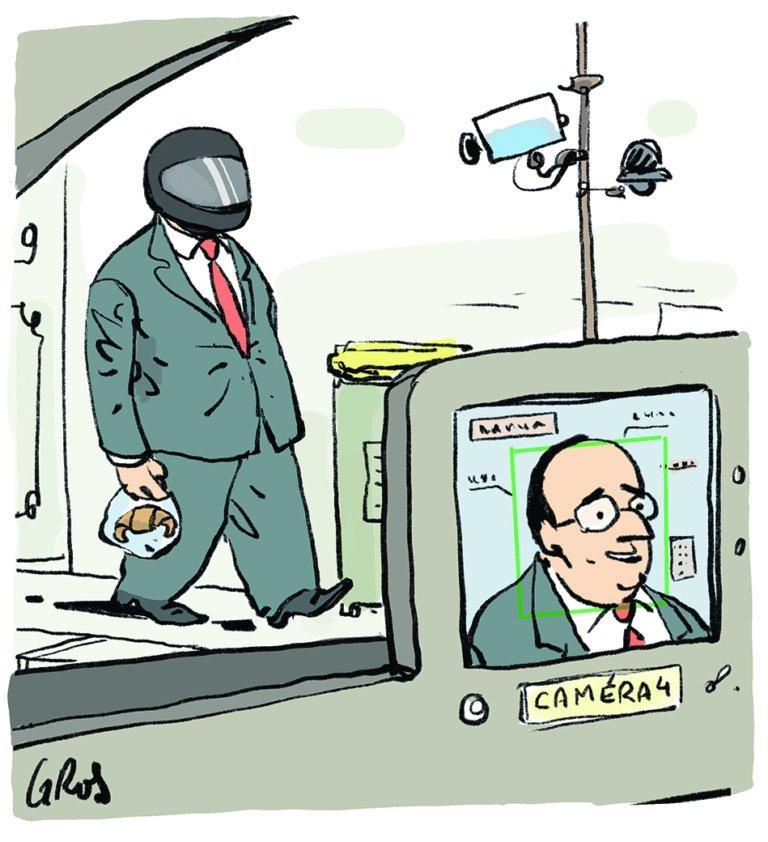Reconnaissance Faciale A