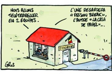 douanes belges a
