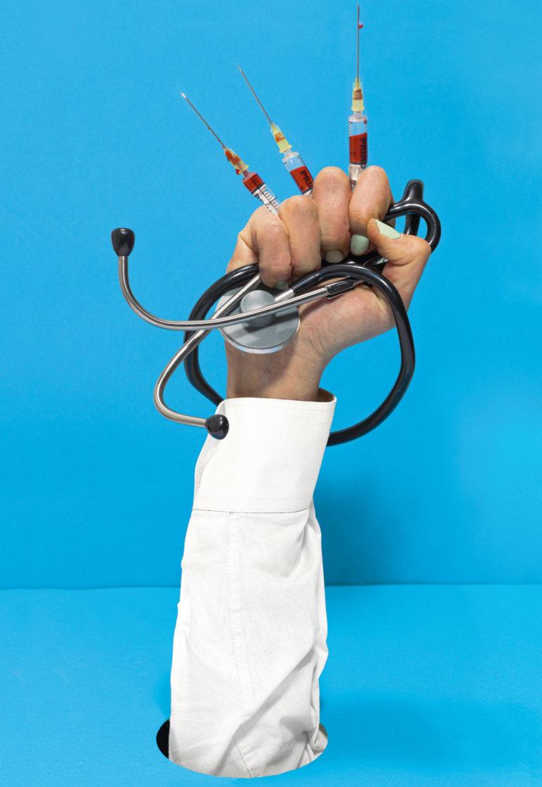 119  DOCTEURS QUEEN FEMME MEDECIN  1 © Jan Quirin pour Causette