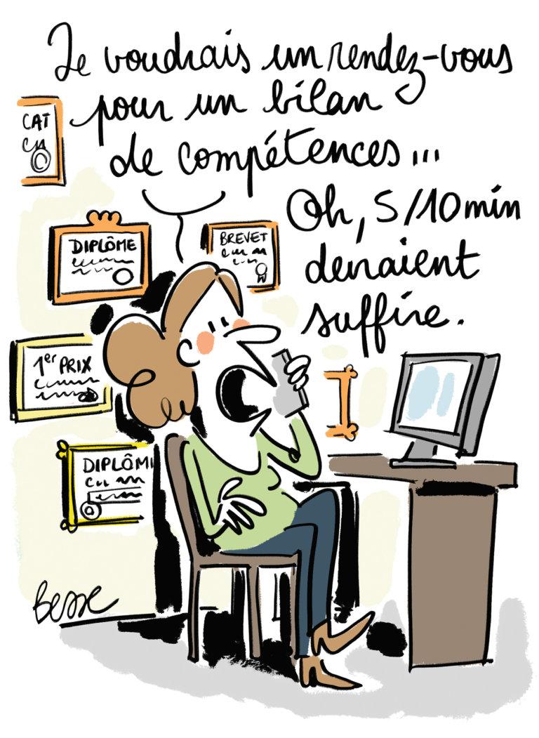 119  SYNDROME DE L IMPOSTEUR 6  © Camille Besse
