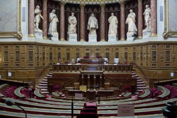 Hemicycle Senat France