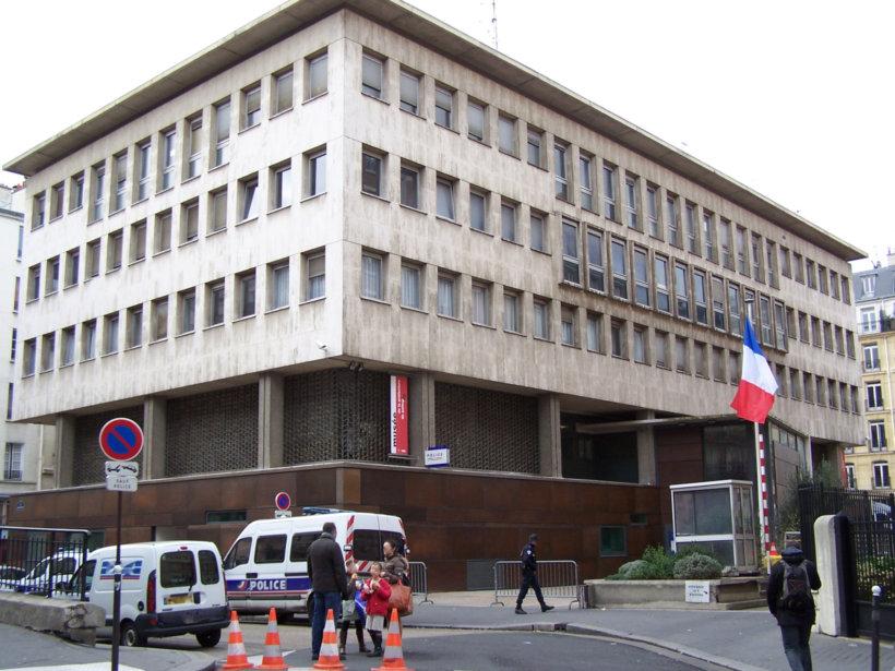 Commissariat central du 5e arrdt de Paris