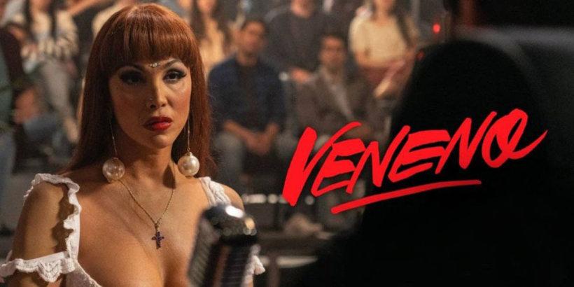 La serie Veneno gana el Premio Iris de la Critica 2020