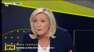 121 quiches rn feministe capture ecran bfm tv