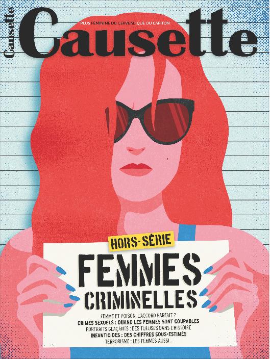 Hors-série «Femmes criminelles» – Été 2021