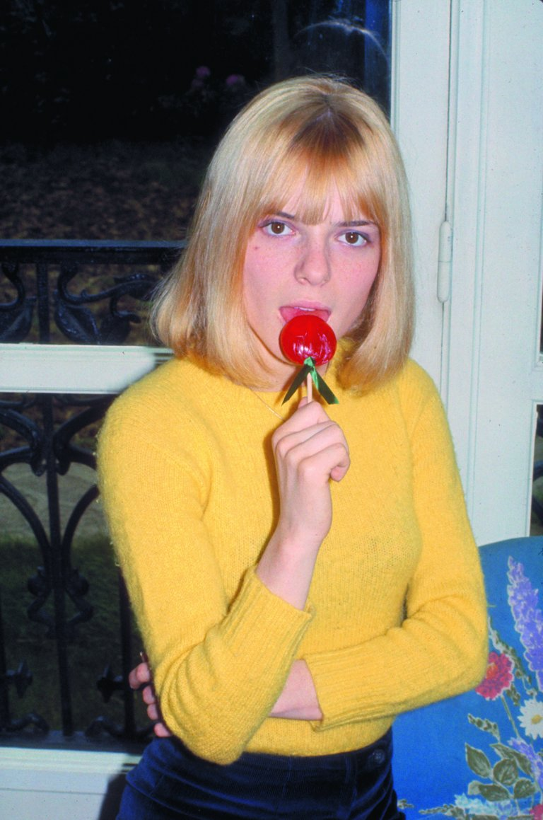 france gall en 1966