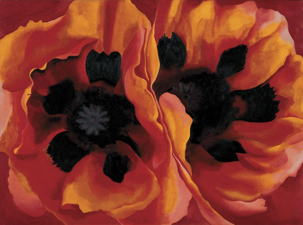 Oriental Poppies 1927 1