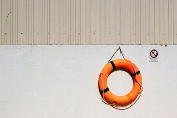 round life buoy